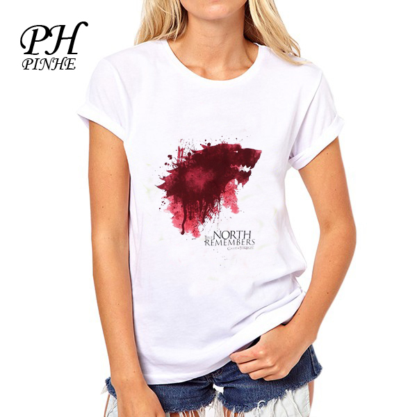 Game of Thrones – The North Remembers Women T-shirt