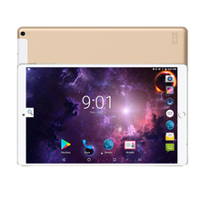 Lonwalk Tempered 2.5D 10 inch tablet Deca Core 4GB RAM 32GB ROM 1280*800 Tablet PC Android 7.0 Wifi 5.0 MP Camera Free shipping