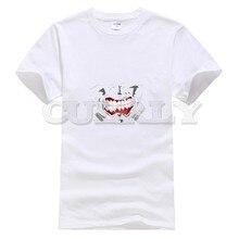 2019 anime Cotton Tokyo Ghoul Kaneki Ken streetwear oggai / Sasaki men shirts tshirts fashions