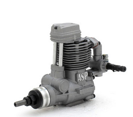 1PCS ASP FS52AR Engine ASP Nitro Engine 4 Stroke 4Stock 52th 8.3CC Engines for RC Airplane/Car/Boats Power Supply