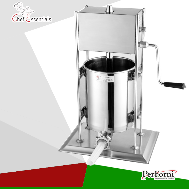 Sausage Filler(S3) economic s steel manual s series sausage filler for hotel butcher home use and hunters