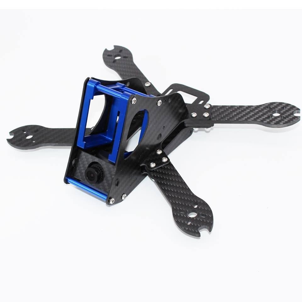 Corgi 220mm FPV Drone Racing Quadcopter With SJCAM M10 SJ 4000 Action Cameras 1080P Mount Holder