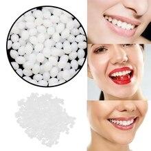 Natural Resin False Teeth Solid Glue Temporary Tooth Repair Set Denture Adhesive Dentist