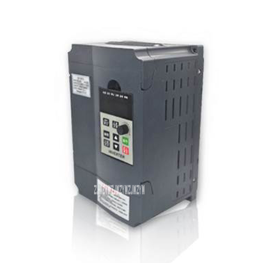 цена на High Quality AT1-2200S Inverter Universal Motor Speed PWM Control Inverters Single-phase Frequency Inverter 220V 2.2KW Hot Sale