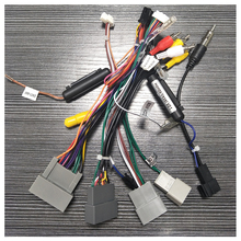 Buy Wiring harness cable for HONDA Vezel V01 only suit ARKRIFHT Car Radio Android Device directly from merchant!