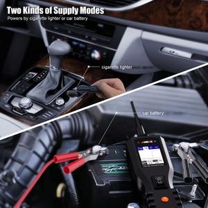 Image 2 - Ancel powerscan 12v自動車回路テスター電気システム診断ツールスーパー電源プローブ車ac dc電圧テスターPB100