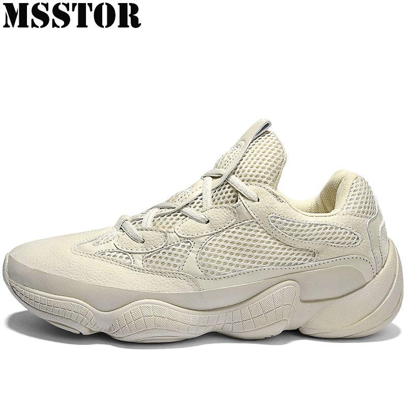 MSSTOR Women Men Running Shoes Man Brand Summer Breathable Mesh Womens Sneakers Outdoor Athletic Run Walking Mens Sport Shoes