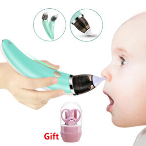 Nose-Cleaner Sniffling-Equipment Safe-Hygienic Newborn-Baby Electric Kid
