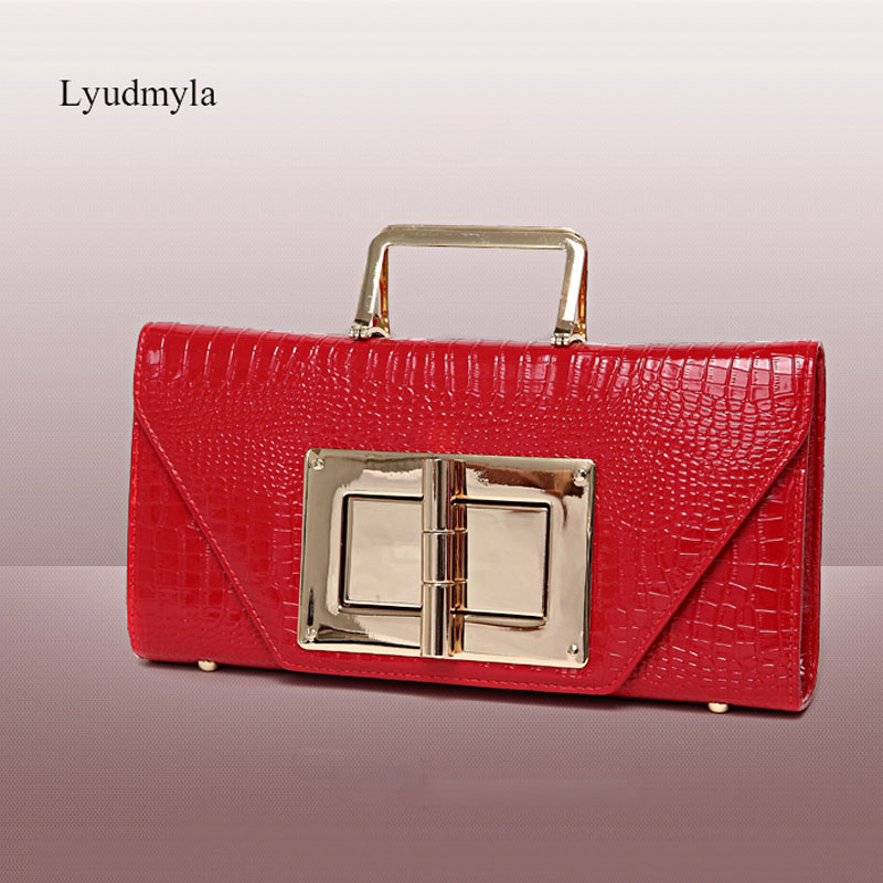 Silver Leather Ladies Evening Bags Clutches Women Wedding Bag 2018 Luxury Purses Bridal Clutch Long Wallets Party Bag Crocodile women evening bags red ladies party wallets clutch bag green female gold crystal wedding bridal purses silver day clutches lady