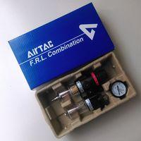 Original AirTAC AFC2000 Air Filter Regulator Lubricator Combinations 1 4 Port Thread