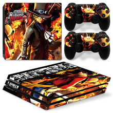 One Piece Burning Blood PS4 Pro Skin Sticker Cover