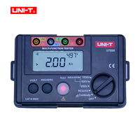 Insulation Resistance Testers Electrical Insulation Tester Earth Resistance Meter UNI T UT526 + 1000V+RCD Test+Continuity+Vac/dc
