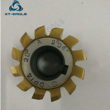 Желтым покрытием HSS DP10 DP11 DP12 DP13 DP14 DP16 DP18 DP20 DP22 DP24 Шестерни плитой резаки PA20 градусов