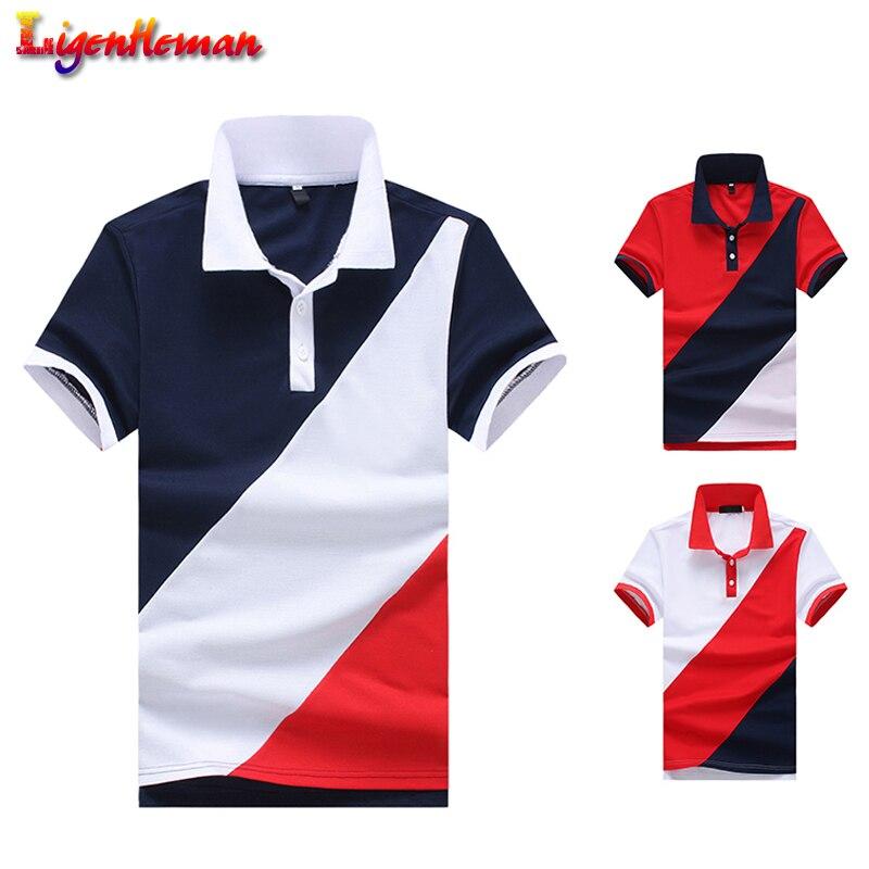 Mens Shirt Casual   Polo   Men Shirts 2019 Fashion Brand New Men   Polo   Shirt Solid Short-Sleeve Slim Fit   Polo   MN566