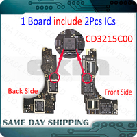 2 Pieces Repair CD3215C00 CD3215COO IC Chips on Mainboard Faulty Damaged Non working Logic Board for Macbook Pro A1706 A1707