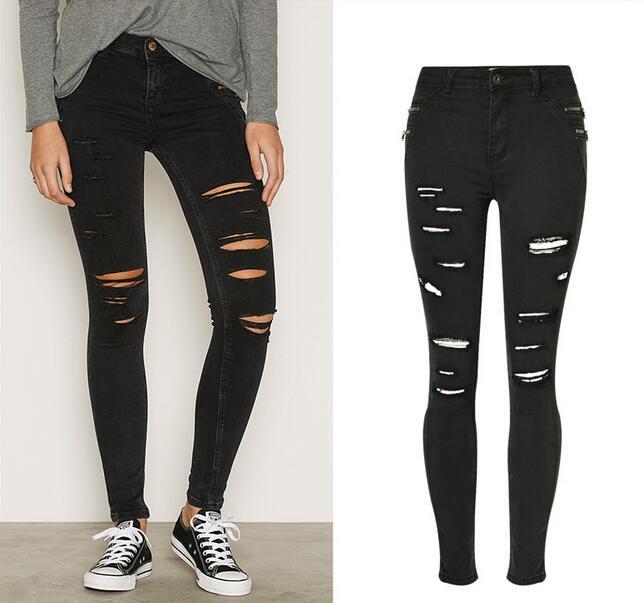 Black Skinny Jeans Sale Promotion-Shop for Promotional Black ...