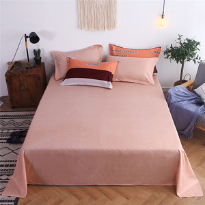 Image 3 - Four Piece Quilt Cover Striped Full SizePrincess lace sheet lace bedskirt bed mattress cover and pillowcas warm quilted padded