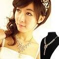 X250 crystal big new 2014 joyeria gypsy jewelry collares colliers bijoux bijuterias necklaces & pendants for women
