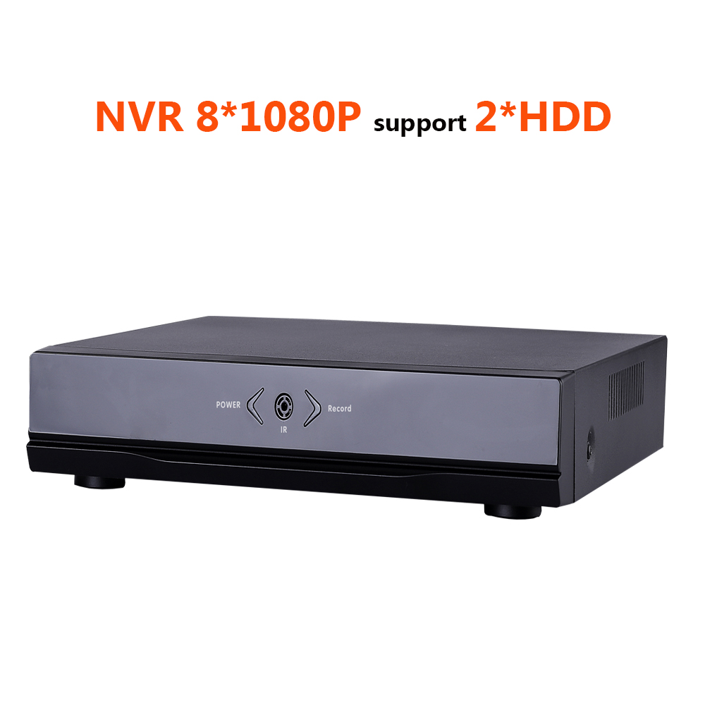 XMEYE Onvif 8CH 8*1080P 16CH 16*1080P CCTV NVR P2P HDMI support 2*HDD Security Network Video Recorder H.264 NVR For IP Camera new 4 ch channel h 264 home network 5 in 1 mini cctv 1080p hdmi ahd tvi cvi dvr onvif nvr p2p security video recorder systems