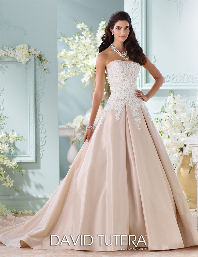 Fine Light Pink Wedding Dresses Pattern - All Wedding Dresses ...