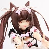 Nekopara Action Figures Sexy Girl Cat Vol.1 Soleil Opened Model Toys 16cm
