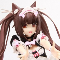 Nekopara Action Figures Sexy Girl Cat Vol.1 Soleil Opened Model Toys 16cm