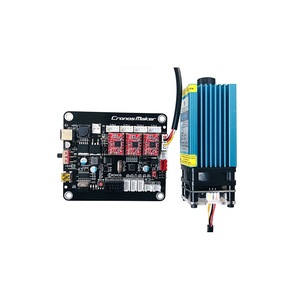 Image 4 - 15 واط CNC3018 برو آلة الحفر مع التحكم حاليا 500mw 2500mw 5500mw رئيس جهاز توجيه الخشب PCB آلة طحن نحت 3018 Pro