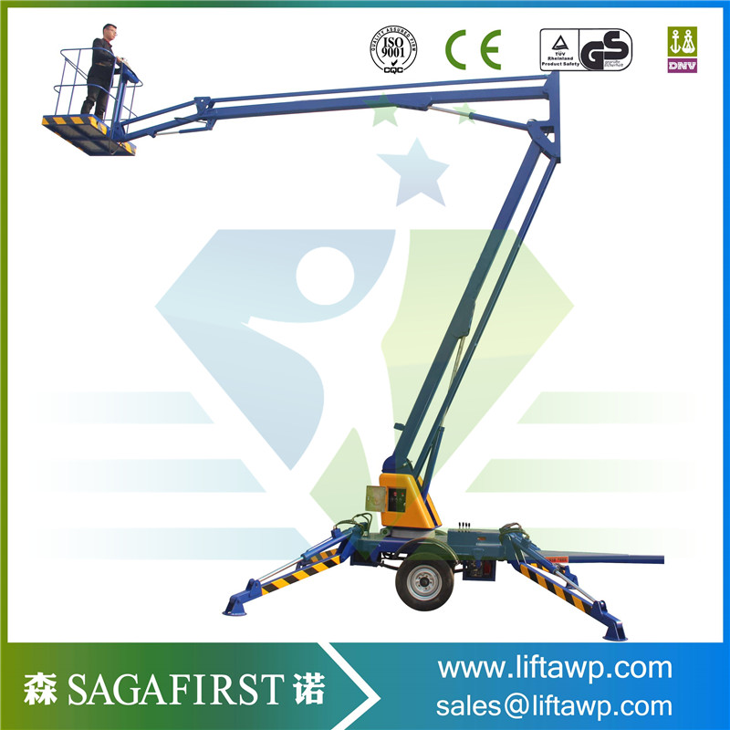 Good Price Articulating Boom Lift For Outside Building