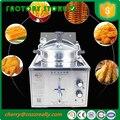 15 L edelstahl elektrische luftdruck gebratenes huhn kommerziellen friteuse donut maschine mit kostenloser versand|donut machine|donut fryer machinecommercial donut machine -