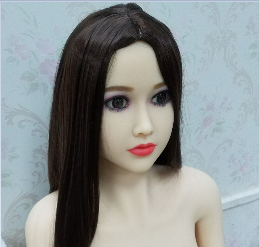 #109 Asian face sex doll head for big size oral love dolls 135cm/140cm/148cm/153cm/152cm/155cm/158cm/163cm/165cm/170cm/176cm 84 oral sex doll head for big size love doll 135cm 140cm 148cm 153cm 152cm 155cm 158cm 163cm 165cm 168cm 170cm
