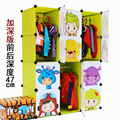 12 cubes diy wardrobe kids closet organizer childrens wardrobe HS-22