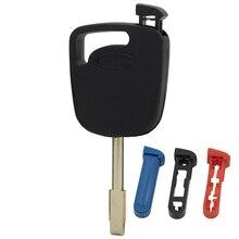 WhatsKey Uncut Blade Transponder Car Key Shell Case For Ford Focus Mondeo Ka Escort Fiesta Fusion