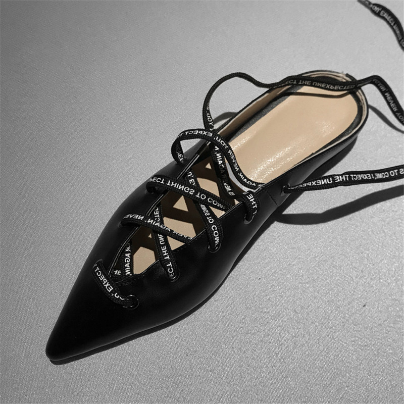 Fashion Summer in Europe and America womens pointed toe low heel shoes comfortable letters strap hollow out women sandalsFashion Summer in Europe and America womens pointed toe low heel shoes comfortable letters strap hollow out women sandals