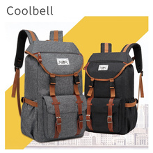 2020 Newest Coolbell Brand Backpack Laptop Bag 15