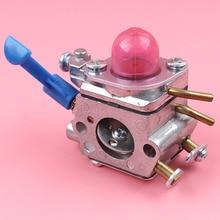 цена на Carburetor Carb For Husqvarna 125R 128C 128R 128CD 128LD Trimmer Edger Brush Cutter Engine Part 545081848 545130001