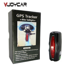 China Factory Offer Spy Lamp Anti Theft Bike GPS Tracker Free Tracking Platform APP GPRS GSM Bicycle Standby 90Days