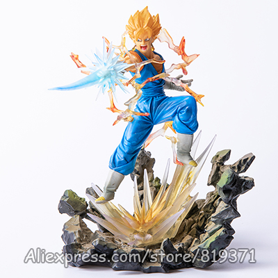 Dragon Ball Figuarts ZERO Vegito Super Saiyan New No Box 19cm