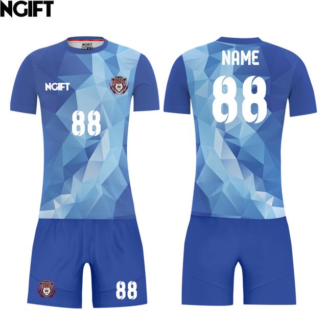 Ngift custom college football jerseys design sublimation training Jersey