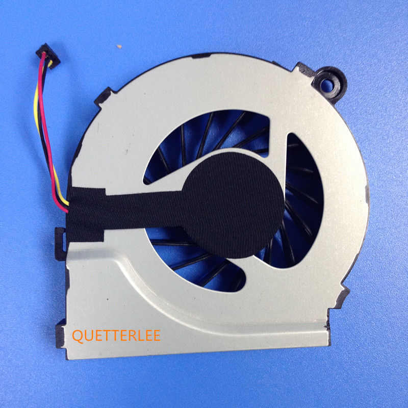 3pin aptop cpu <font><b>cooling</b></font> <font><b>fan</b></font> for HP Pavilion CQ56 G56 CQ42 G42 CQ62 G62 G4 G7 <font><b>notebook</b></font> <font><b>fan</b></font> KSB06105HA FAAX000EPA DFS53II05MC0T image