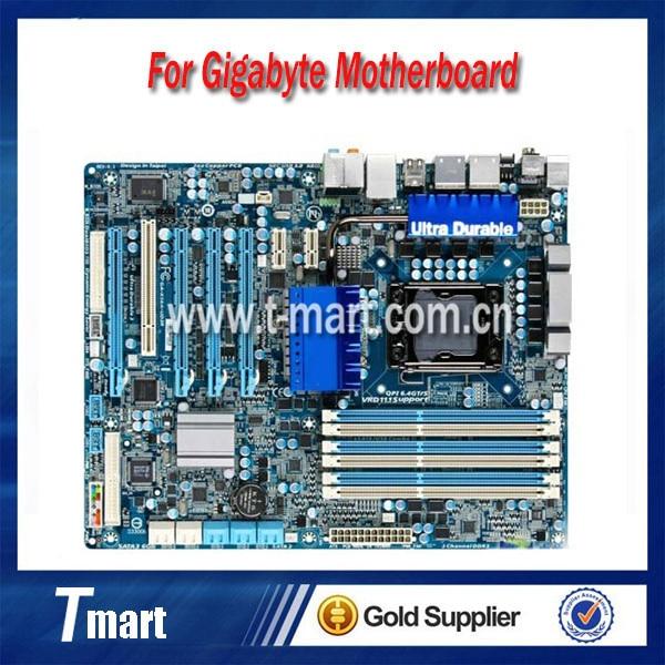 100% working Desktop motherboard for Gigabyte GA-X58A-UD3R System Board fully tested ника вешалка ника премиум 4 медный антик
