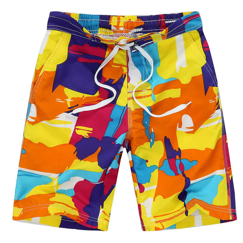 29de042c62 ... New 2018 Summer Children Beach Shorts 7-14yrs Boys Swim Shorts Surf  Campaign Quick Drying ...