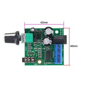 "Image 4 - Ghxamp 25 واط النقي مضخم صوت مكبر للصوت المتكلم مجلس أحادية باس ل 3.5 5 ""بوصة 4 6OHM 20 واط  50 واط مضخم صوت المتكلم DC12V"