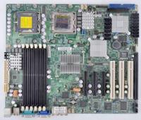X7DCL-3 Dual 771 Motherboard Do Servidor 5000V Suporte Suporte SAS 54 Series