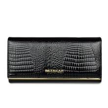 Women Genuine Leather Wallet Model 7