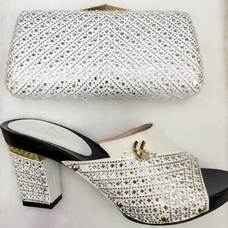 2017 Latest Italian Shoes With Matching Bags Women Nigeria ...
