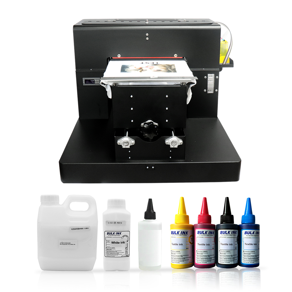 Hot Sale] Factory Price A4 size DTG dtg printer direct to garment