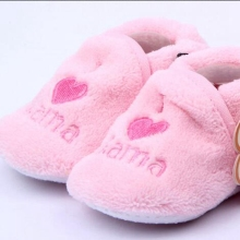 Winter Super Warm Newborn Baby First Walkers Shoes