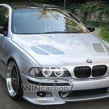 ACS стиль передний бампер губы разветвители для BMW E39 M5 1 пара 95-03