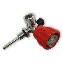 Acecare di Gas Ad Alta Pressione/PCP Caccia Accessori/Cilindro/Valvola del Serbatoio Filo M18 * 1.5 Valvola di Sicurezza per airsoft pistola/Condor AC911
