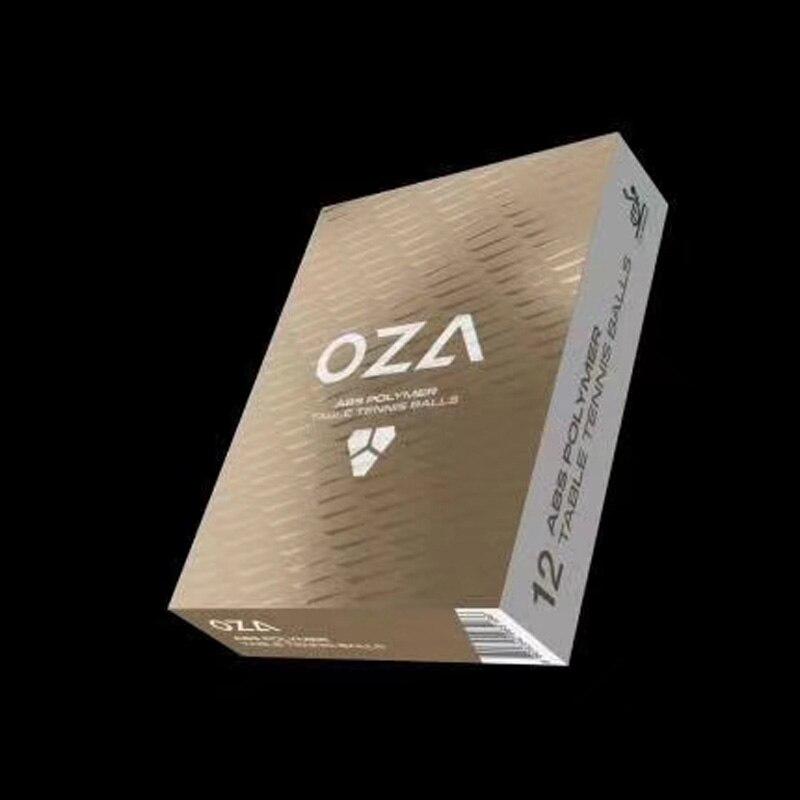 12 Kugeln Xiom 2019 Neueste Oza 3-sterne Tischtennis Bälle (mit Naht, Abs 40 +) Kunststoff Ping Pong Bälle Ittf Genehmigt GroßE Auswahl;